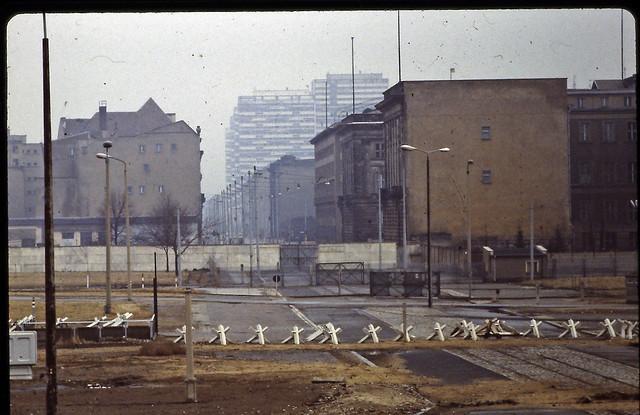 Berlin - February 1982 - Leipziger Platz