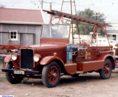 Reo Speedwagon Fire Unit