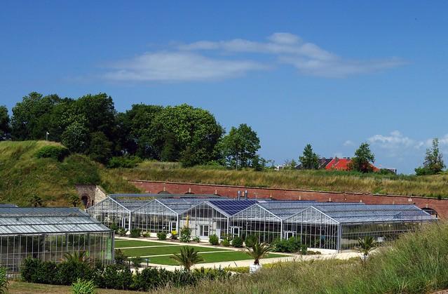Roly9924 le havre promenade dans les jardins suspendus for Jardin japonais le havre