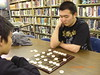 David and Sean playing Xiangqi