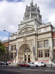 Victoria and Albert Museum, South Kensington, SW7