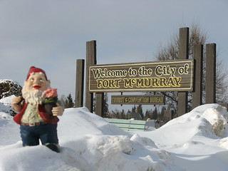 Welcome to Fort McMurray