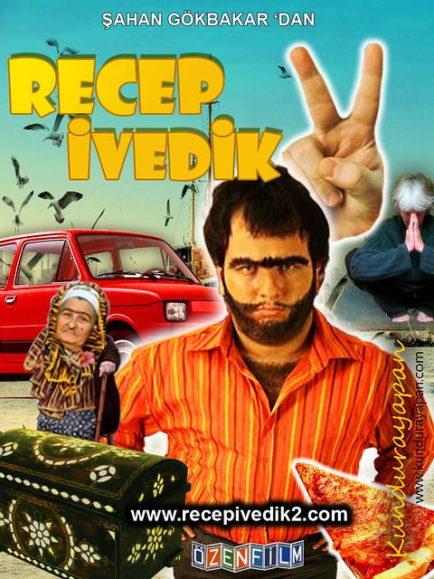 Recep Ivedik 2 / Реджеп Иведик 2 (2009)