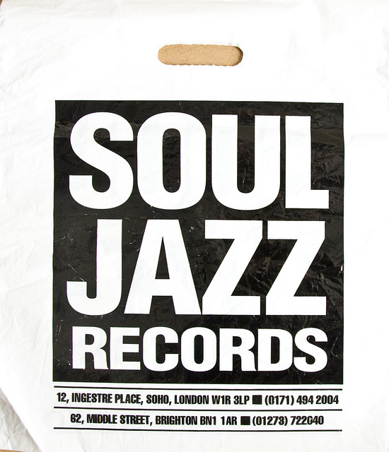 Soul Jazz Records, Soho London & Brighton