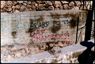 "JDL: ""Arabs to the gas chambers"""