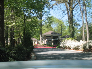 Piedmont Heights front drive