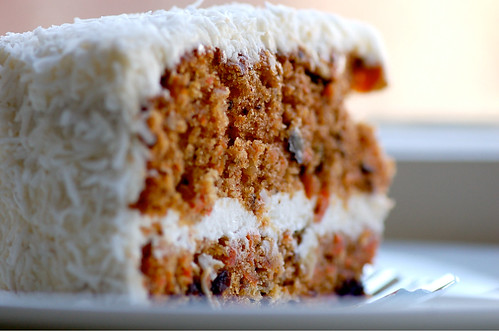 Photo c/o K. Morales, Carrot Cake from Hiroki