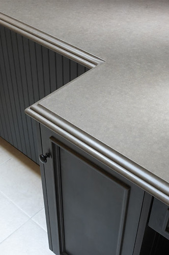 Experiential Platform Kitchen Countertops Installation