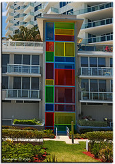 Miami beach colors