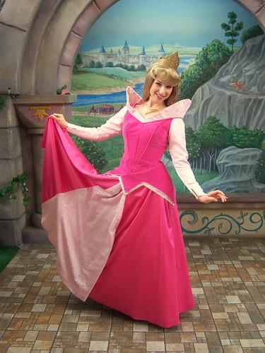 Aurora at Disney Princess Fantasy Faire by Loren Javier