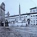 Quirinale, Obelisco e fontana