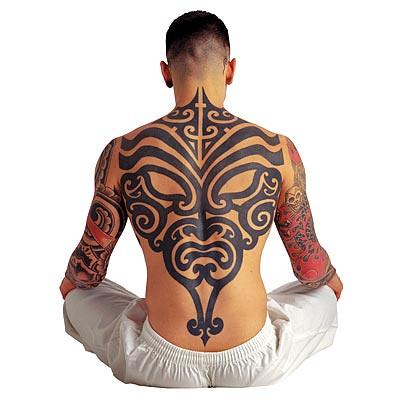 Tribal Tattoos   on Tribal Back Tattoo   Flickr   Photo Sharing