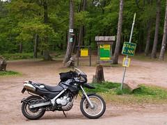 Haltestelle im Pfälzerwald von tuxbrother auf Flickr