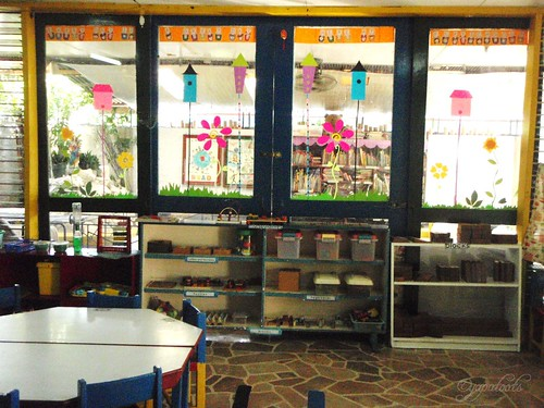 Classroom Decoration Window ~ Project decoration classroom decorations