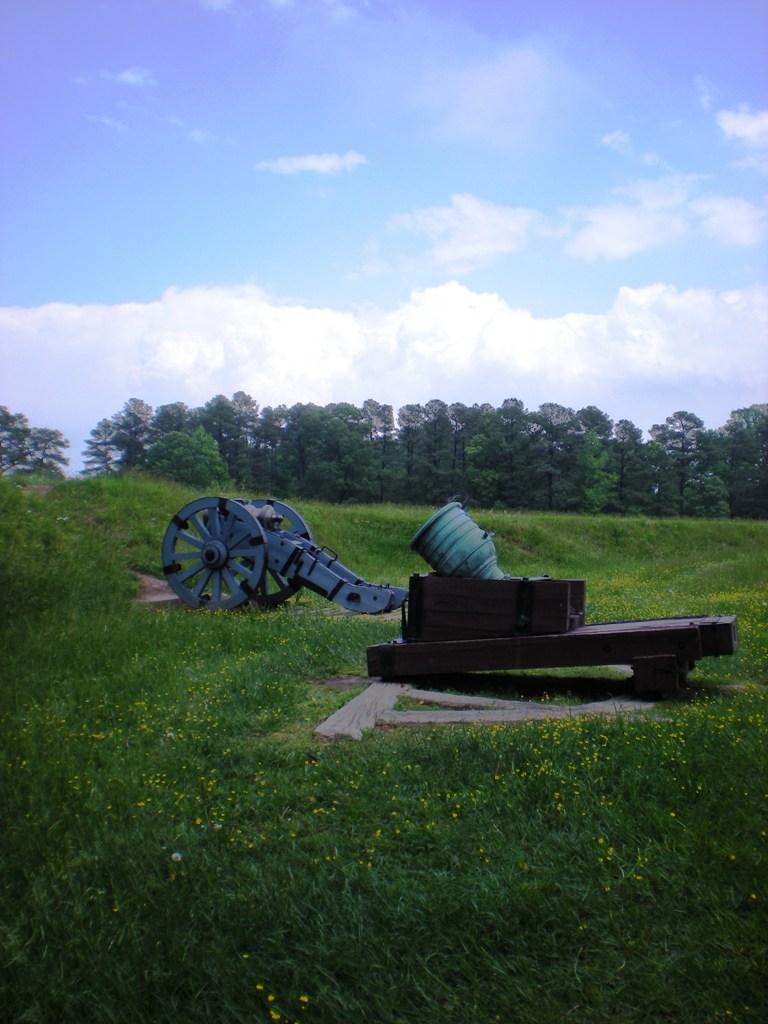 Yorktown Battlefield Virginia Tripomatic