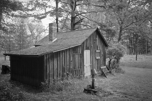 Aldo Leopold Shack in 2009