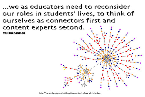 Teachers as Connectors