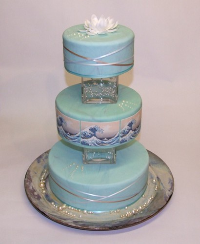 Image Result For How To Stand A Cake On Cake Stand