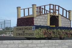 Dept of Corrections Float