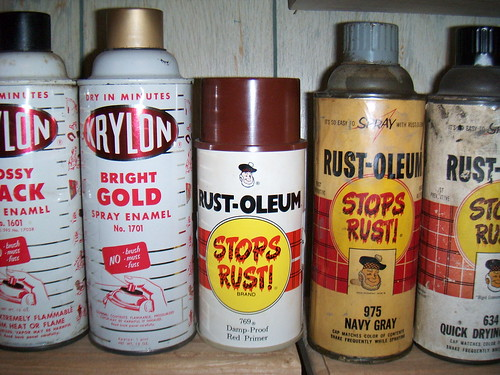Flickriver Most Interesting Photos From Vintage Spray Cans Pool