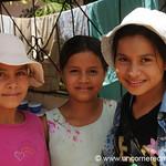 Honduran Friends Hanging Out - La Esperanza, Honduras