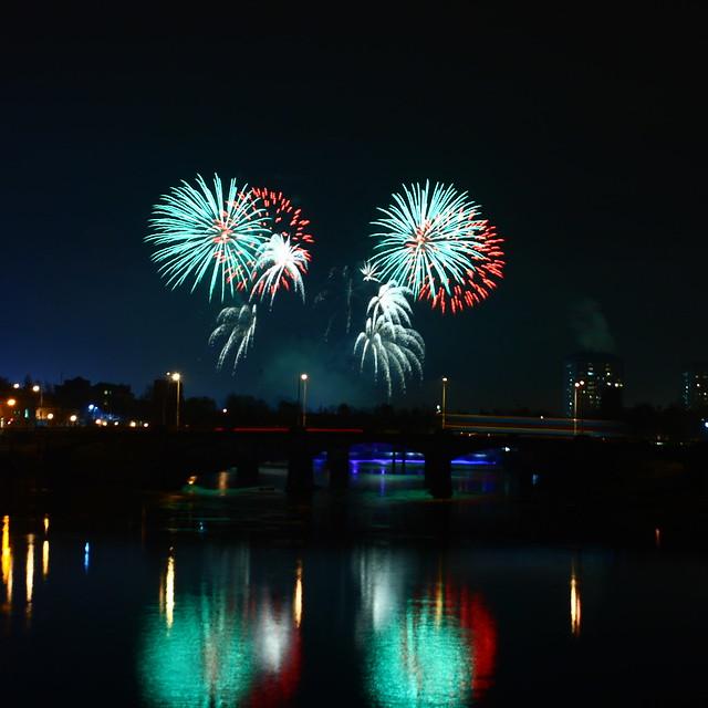 Glasgow Fireworks 2009 D 84