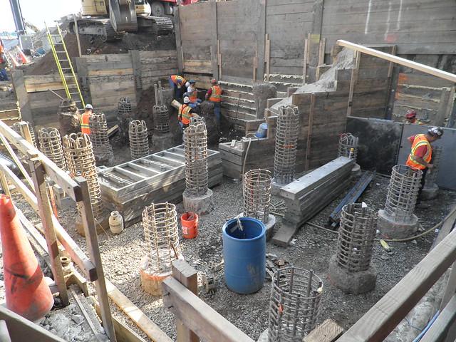 Ch053 43rd Street Wby Bridge Pier 1 Pile Foundations 5