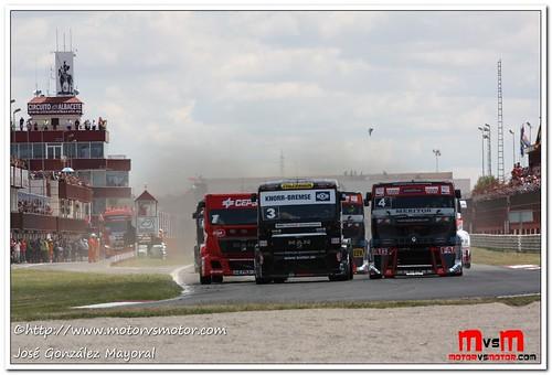 GP Camión de las Naciones Albacete 2011