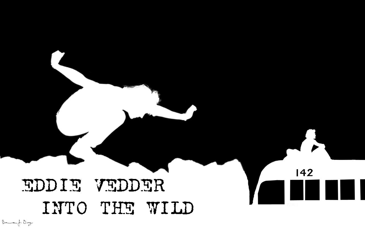 Eddie Vedder Into The Wild Wallpaper  Wwwpixsharkcom