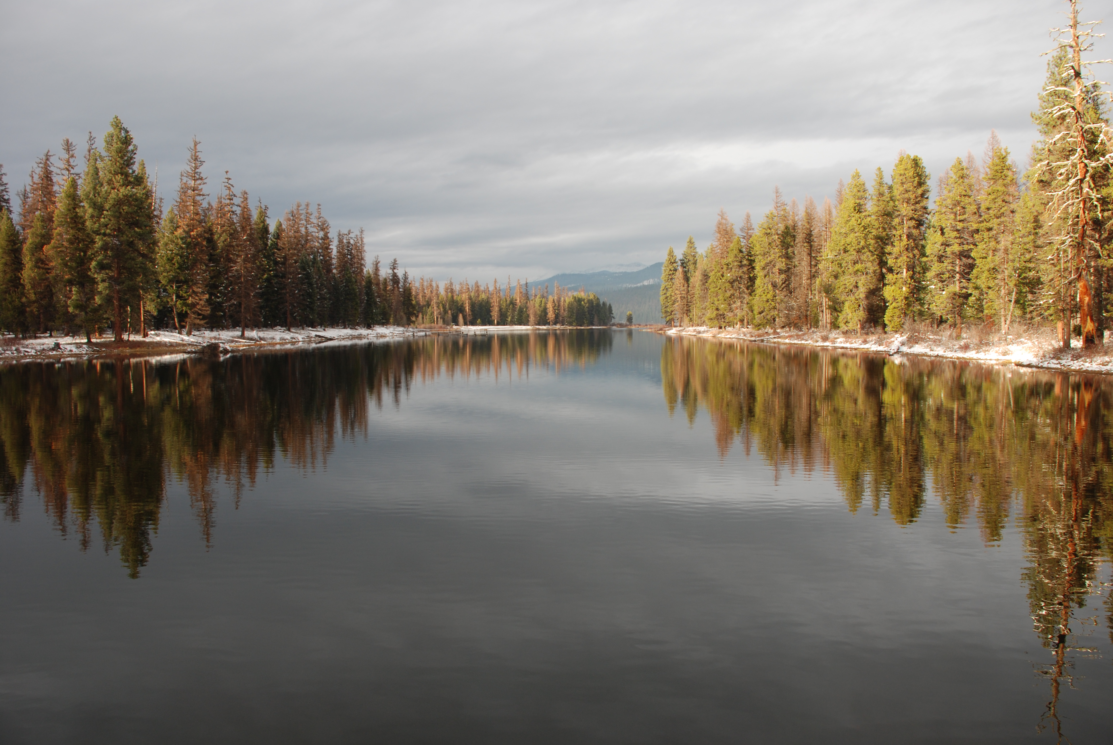 seeley lake I'm going to be at paws up in montana for a week attending a business meeting is it worthwhile to haul my gear from dallas to dive seeley lake a few.