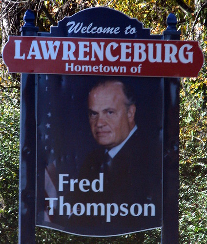Welcome to FredThompsonville