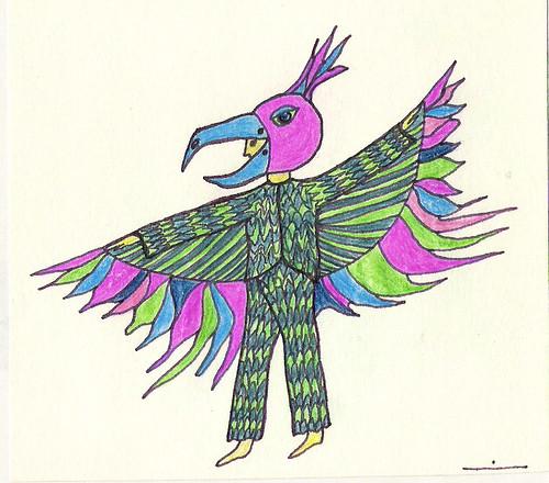 Volador Águila