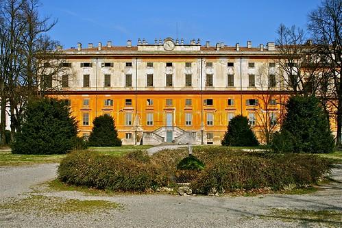 Villa Reale (retro) - Monza