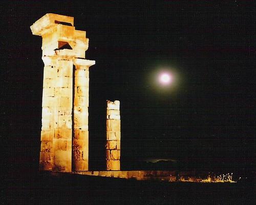Νότιο Αιγαίο - Ρόδος Ακρόπολη της Ρόδου