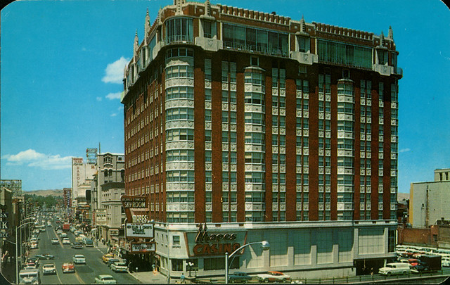 U.S. Route 40 - Mapes Hotel (site)