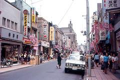 Tokyo - Side Street