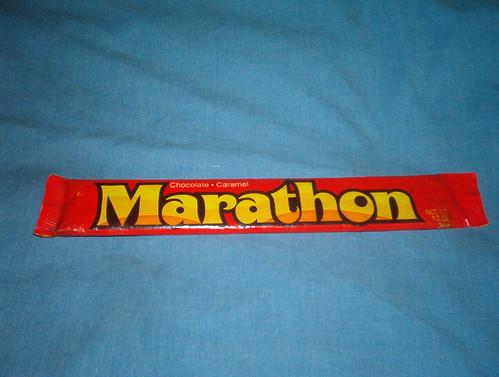 Marathon bar front