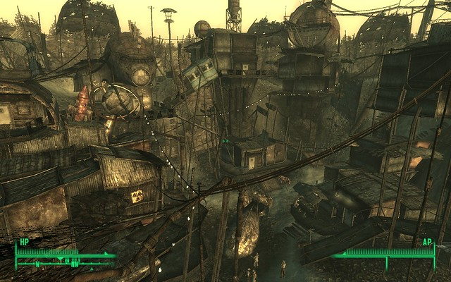 Http://karopkaru/upload/comments/3ab/fallout-3-megaton-is-built-aroundjpg