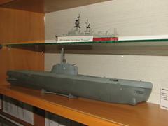 German submarine Wilhelm Bauer