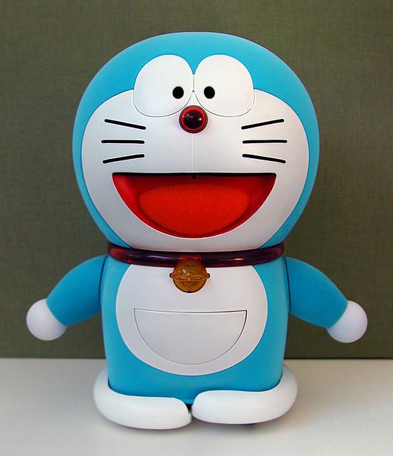 Rc Doraemon 'robot' Toy