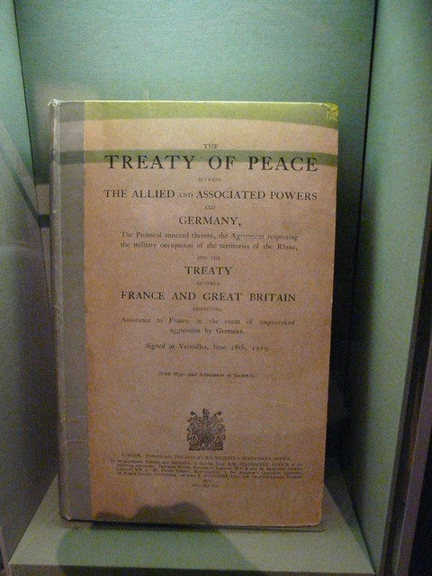 dbq wwi treaty of versailles essay Treaty of versailles dbq scanned  for the revised dbq essay  points of contention was a factor in the defeating of the versailles treaty in the senate, the .