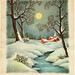 Holiday Card - Snowy River 2 HM0049 (2)