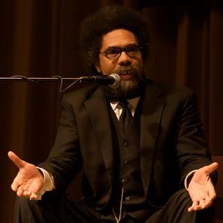 Cornel West at Calvin College 5