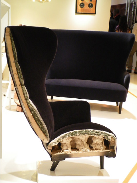 Comtom Dixon Sofa : Wingback Chair and Sofa by Tom Dixon  Flickr - Photo Sharing!