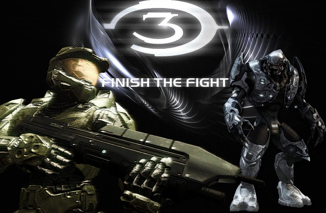 Pin halo 3 fight poster print europosters on pinterest for California form 3588