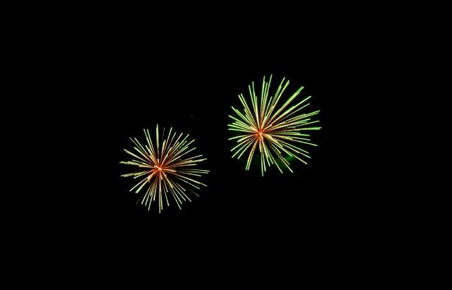 Fireworks - #2889