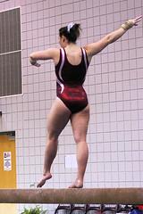 TWU Gymnastics - [Beam] Bethany Larimer
