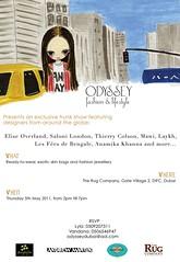 Odyssey Trunk Show IV