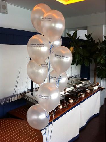 Heliumballonnen Bedrukt Lommerijk Rotterdam