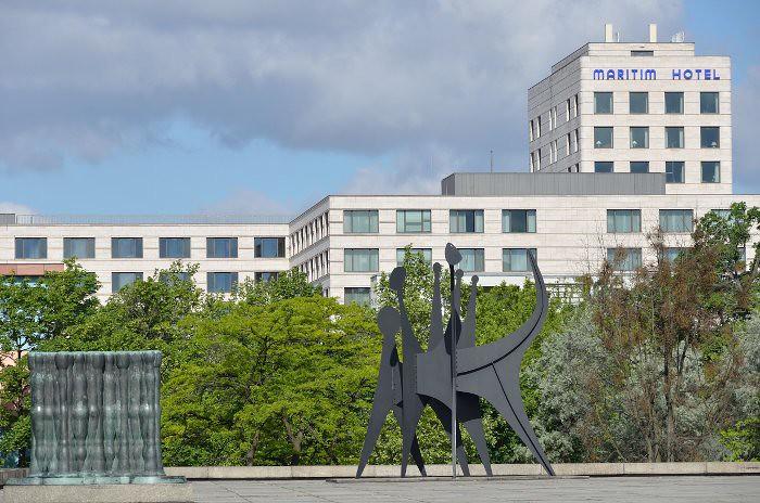 Hotel Maritim Berlin Tiergarten